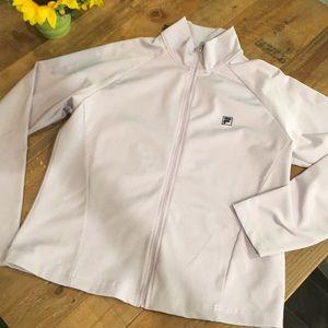 Fila Lavender Track Jacket